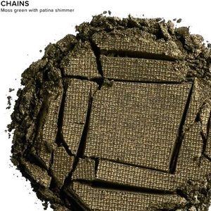 Urban Decay Chains Green XX Vintage Eyeshadow